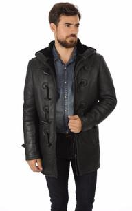 Duffle Coat Joachim Noir