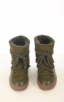 Boots Classic olive