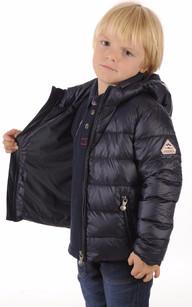 Doudoune Spoutnic Jacket Mat Little Bleu
