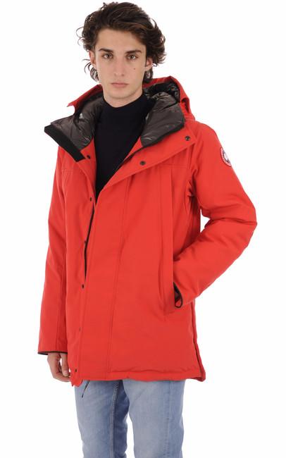 Parka Sanford rouge Canada Goose