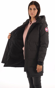 canada goose rouge longue