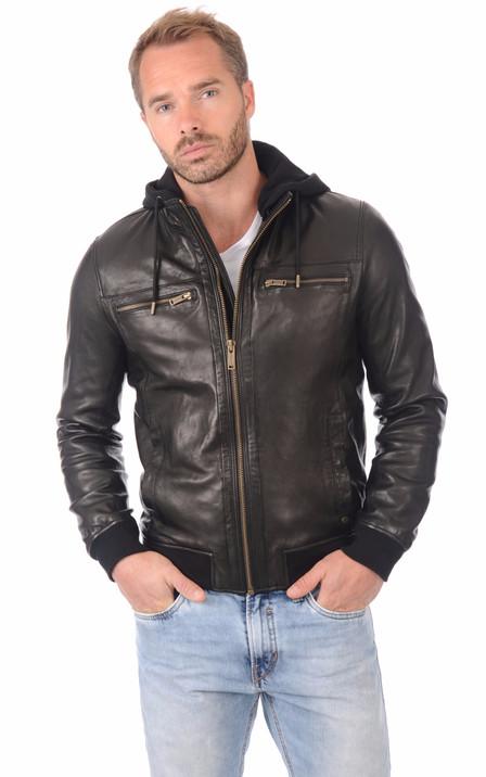 b008494b48c0 Chevignon Homme   Blouson cuir, veste en cuir et ceintures Chevignon ...