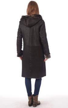 Manteau Peau Lainée en Toscane