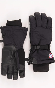 Gants Artic Down Glove Black Homme1