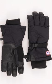 Gants Artic Down Glove Black Homme1