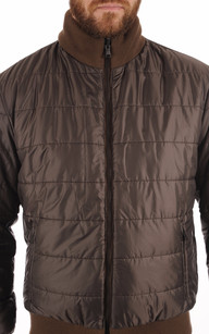 Blouson Réversible Canadienne Homme Gallotti Cuir La wgvgPxqZYW