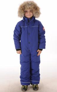 Combinaison Grizzly Snowsuit Bleu Pacifique