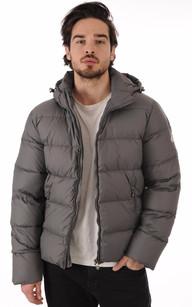Doudoune Spoutnic Jacket Zinc1