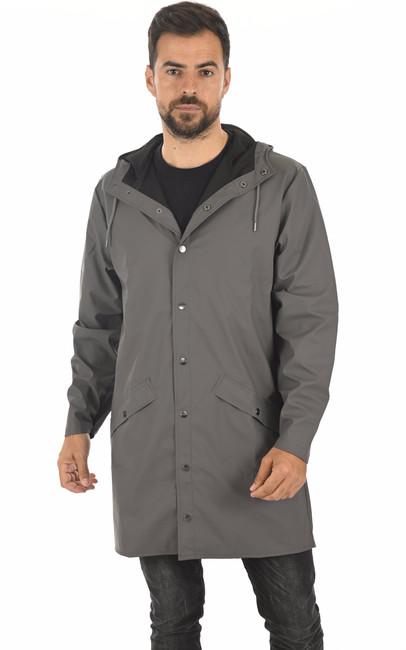 Imperméable 1202 gris homme Rains