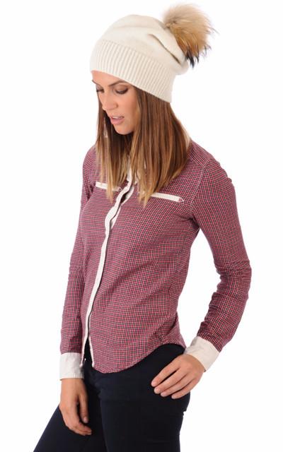 Bonnet Textile   Fourrure ad4a7b01ba2