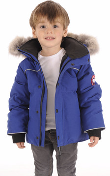 Parka SNOWY OWL Pacific Blue1