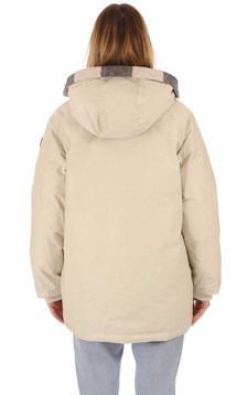 Parka Réversible White Igloo