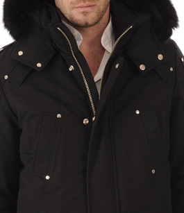 Parka Stirling Noir Moose Knuckles