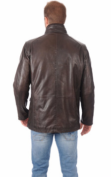Veste Confortable  Marron