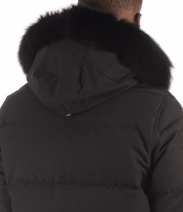 Doudoune M3Q noir Moose Knuckles