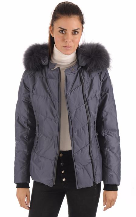 Oakwood Femme   Blouson cuir, veste en cuir et doudounes Oakwood 645f84336ea7