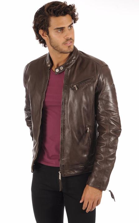 2965ef3e5 Redskins Homme | Blouson cuir, veste en cuir Redskins pour homme