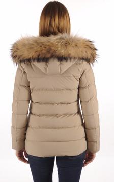 Doudoune Authentic Jacket Beige