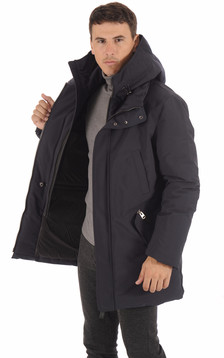 Parka Edward Navy