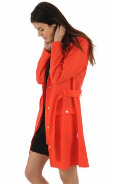 Imperméable 1206 rouge