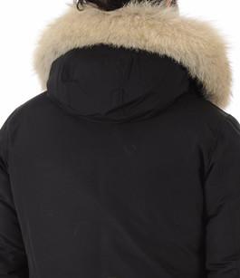 Parka Arctic DF noire Woolrich