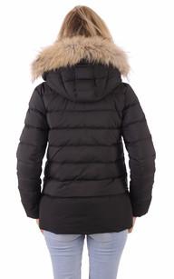 Doudoune Halny Jacket Noire Femme