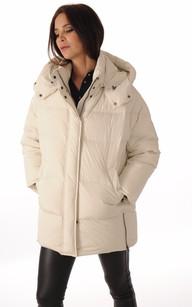 Woolrich Canadienne Oversize La Blanche Doudoune Aurora 0gRx6