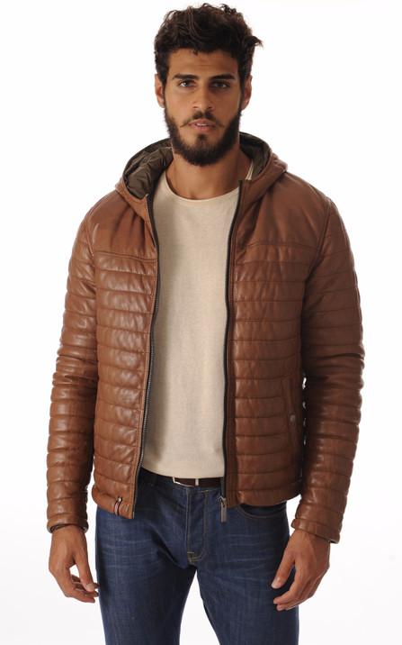 Oakwood Homme   Blouson cuir, veste en cuir Oakwood - La Canadienne 7198b44b9da