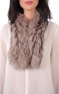 Col Textile & Fourrure Accessoire