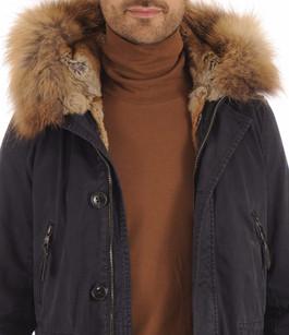 3/4 Textile Homme Blonde n°8