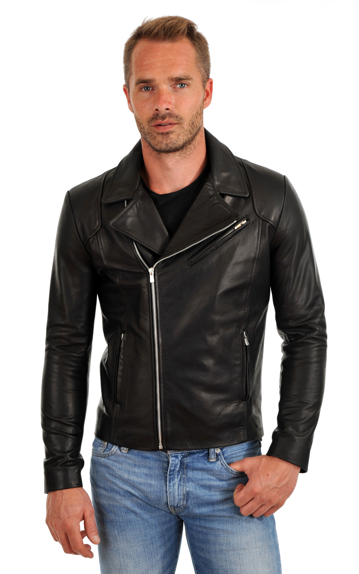 Perf' Cuir Vachette Homme