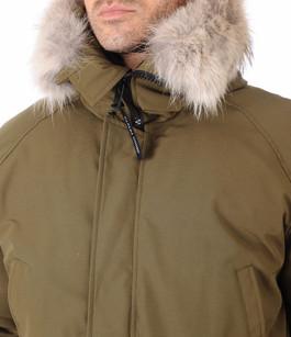Doudoune Chilliwack Military Green Homme Canada Goose