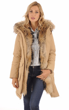 WWCPS2651 WS MILITARY PARKA