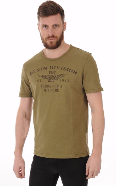T-shirt 07196 Kaki Aeronautica Militare