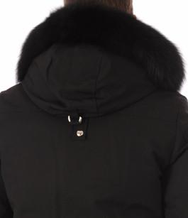 Doudoune Bomber Ballistic Noir/Noir Moose Knuckles