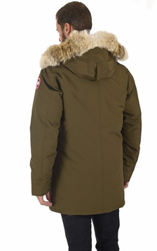 Parka The Chateau military green
