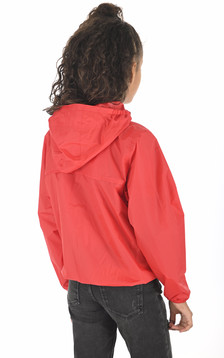 Coupe-vent Claude 3.0 rouge