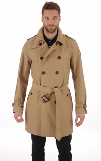 Trench Imperméable CAMDEN Beige