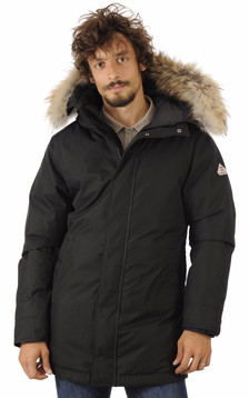 Parka Homme Annecy Noire