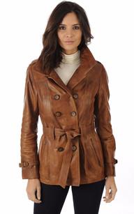 Trench Styles VêtementsBlousons En Cuir FemmeTous Les Et 8OwPNnkX0Z