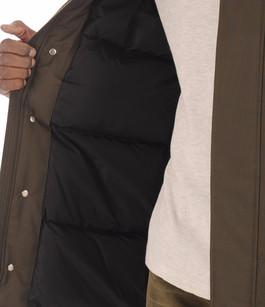 3/4 Doudoune Textile Homme Moose Knuckles