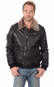 Blouson Pilote Alpha 2 Collector