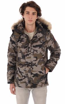 Parka Wyndham camouflage1