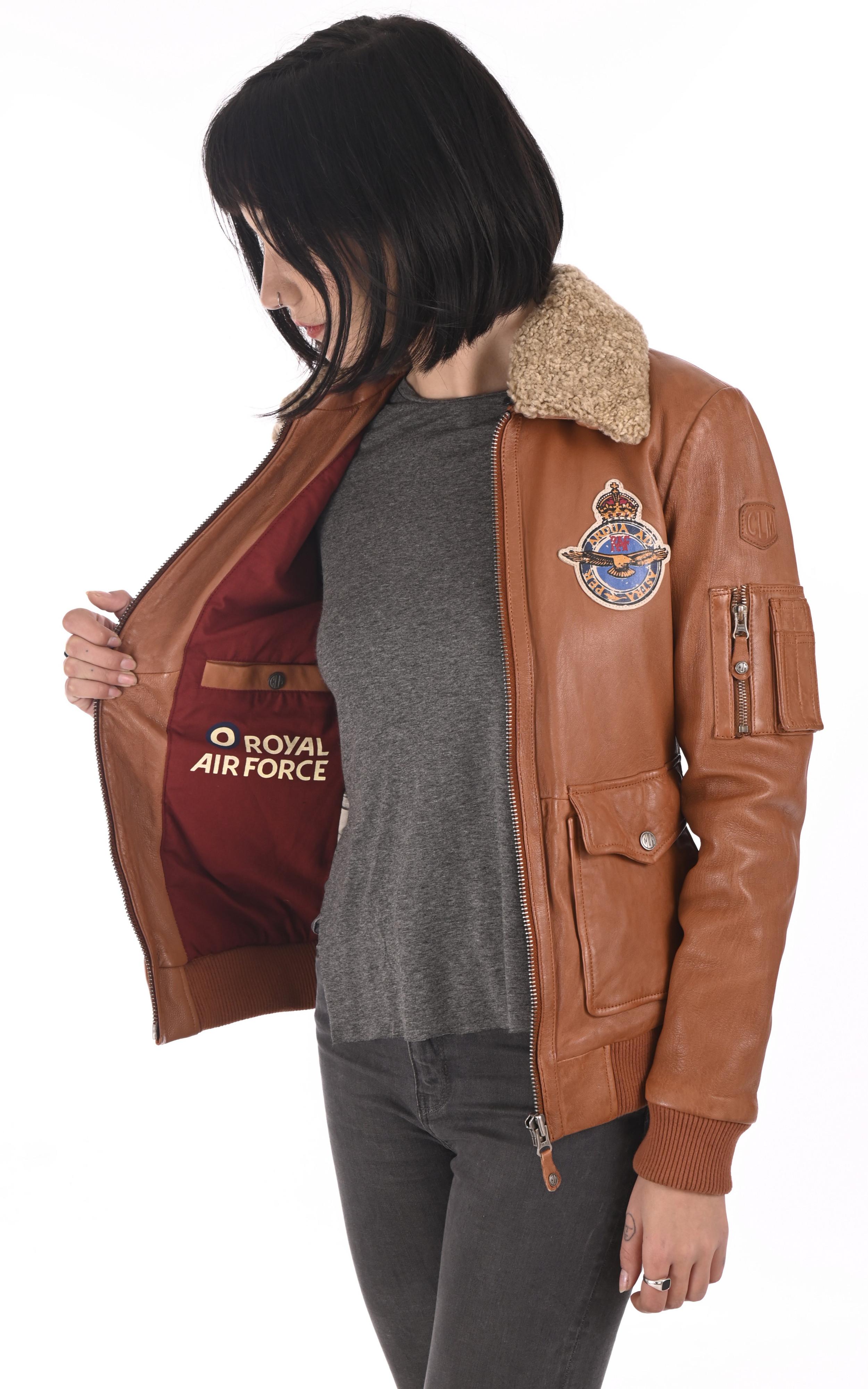 Pilote Blackbird cognac Royal Air Force