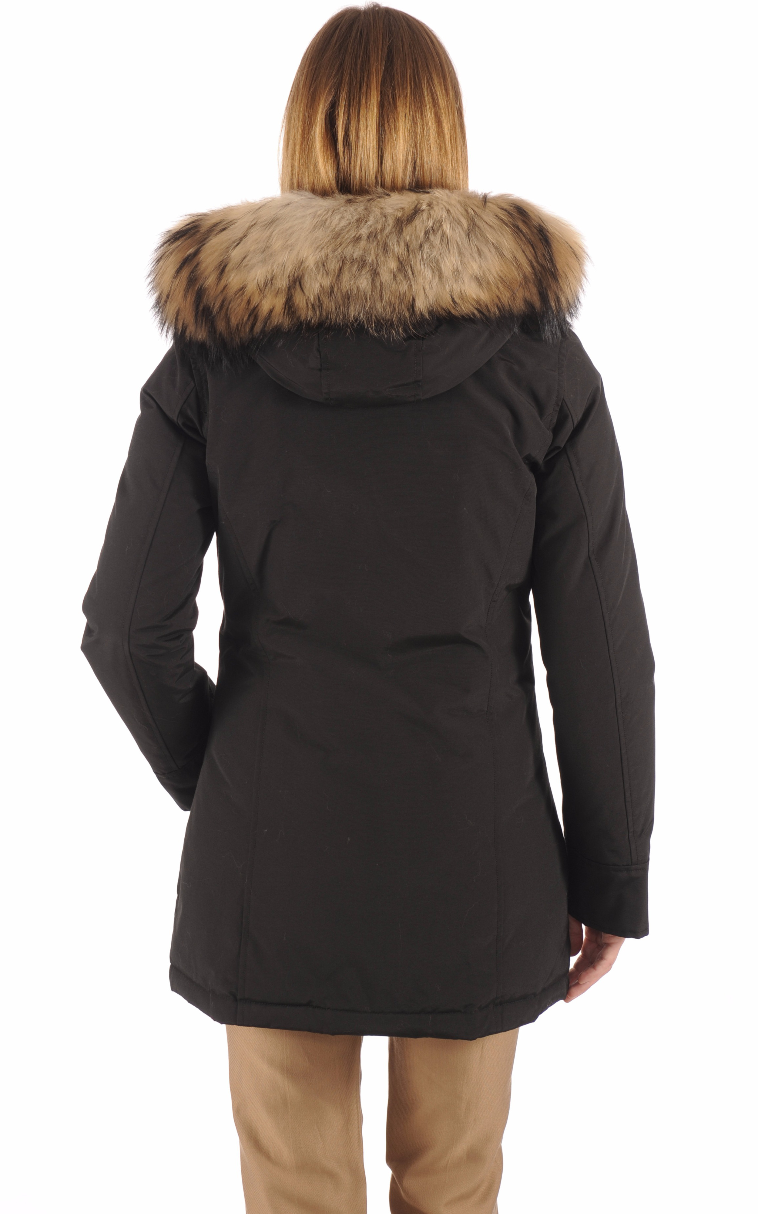 Parka Arctic WWCPS1447 noir Woolrich