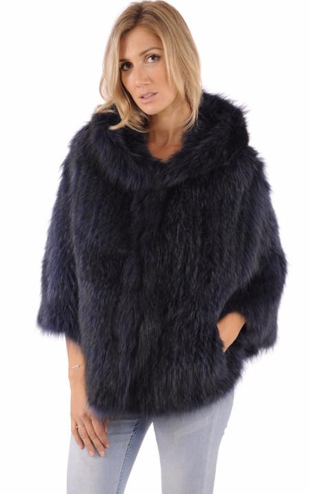6550453f108 Cape Fourrure de Raccoon