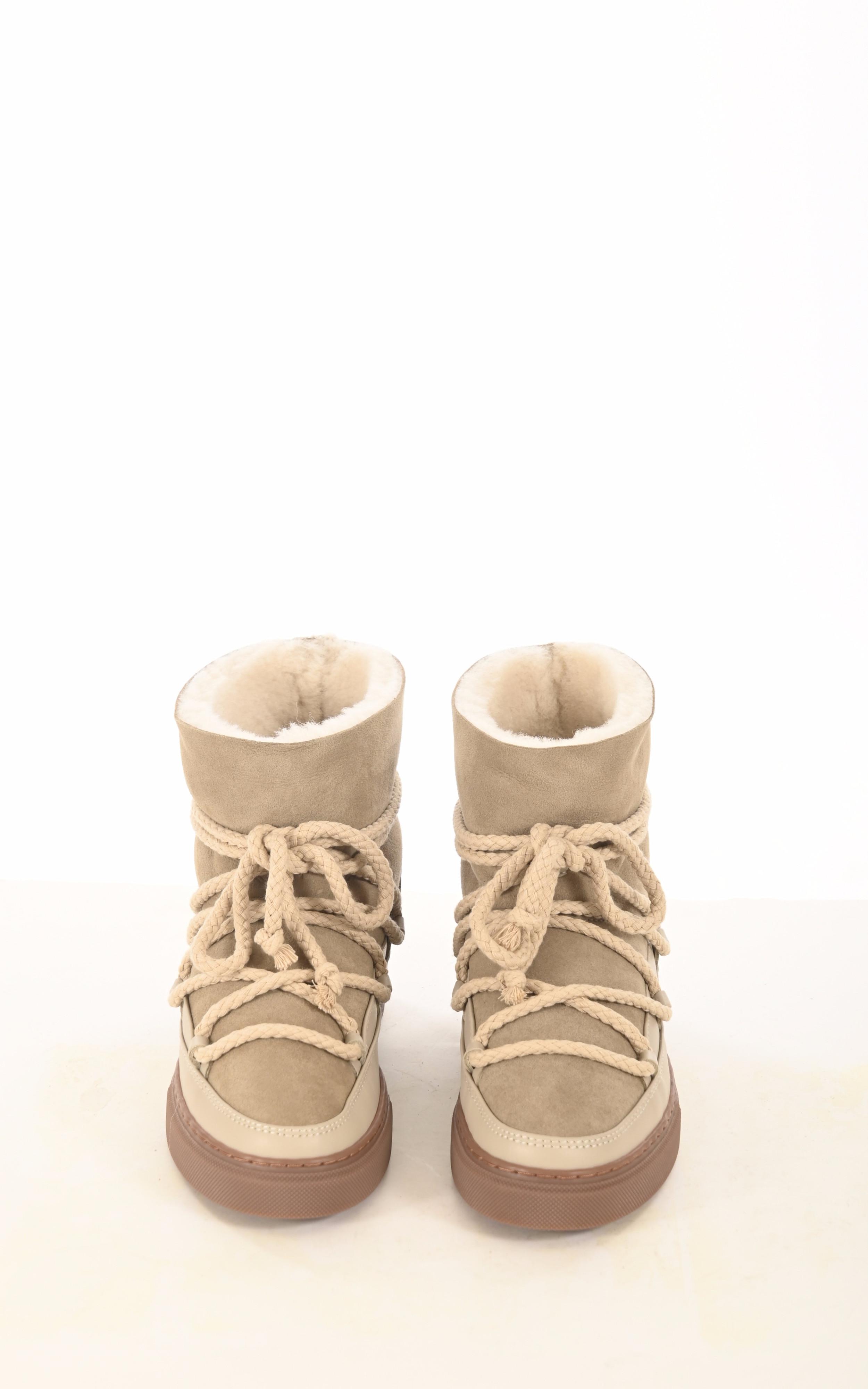 Boots Classic beige Inuikii