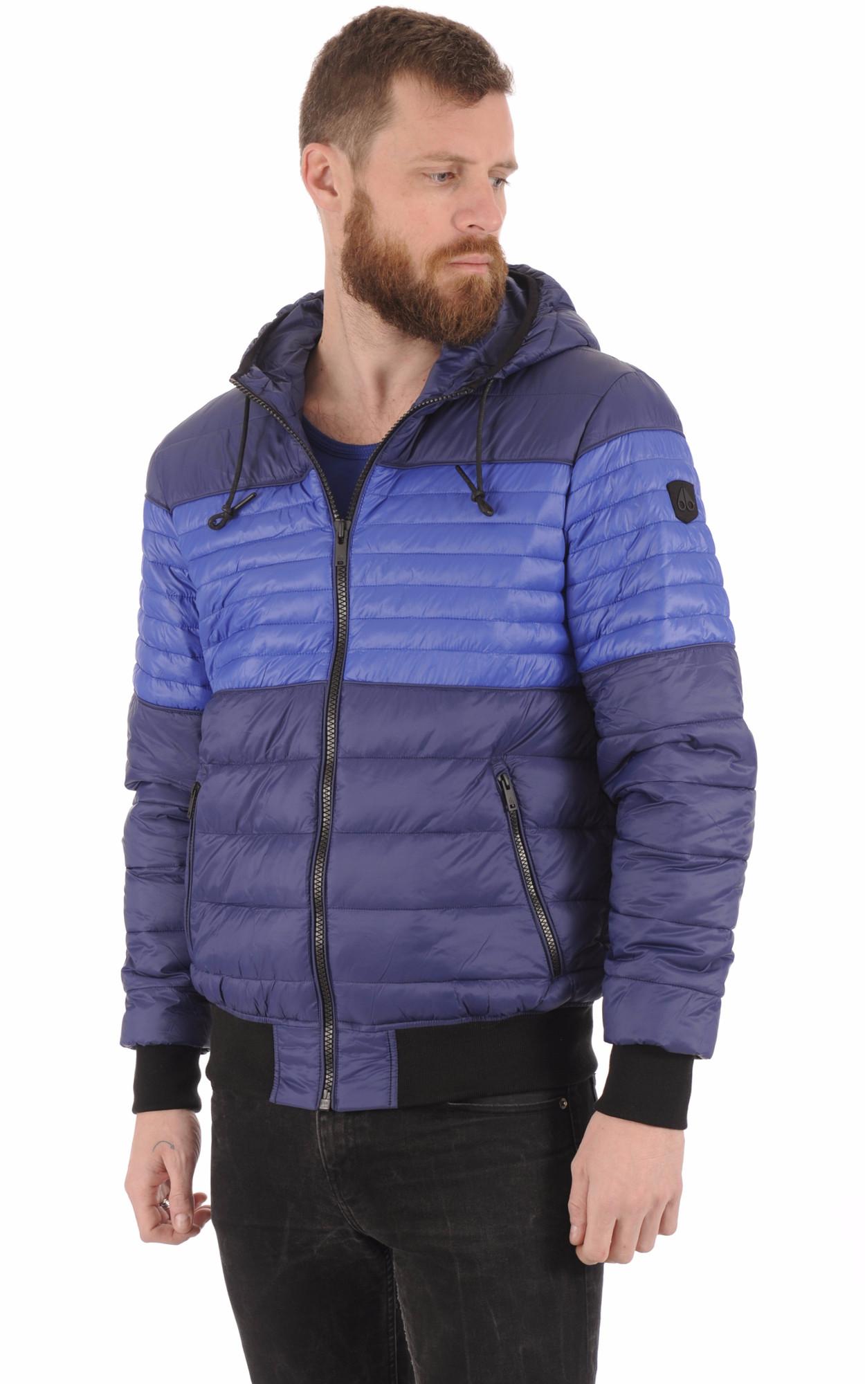 Doudoune Fine Homme Terra Nova bleue1