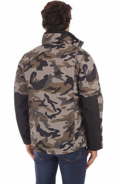 Parka Forester Camouflage