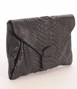 Pochette Python Noir Garage par Réveil